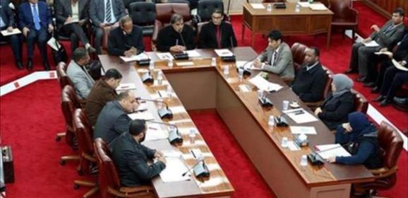 الأزمة الليبية والاستفتاء الدستوري
