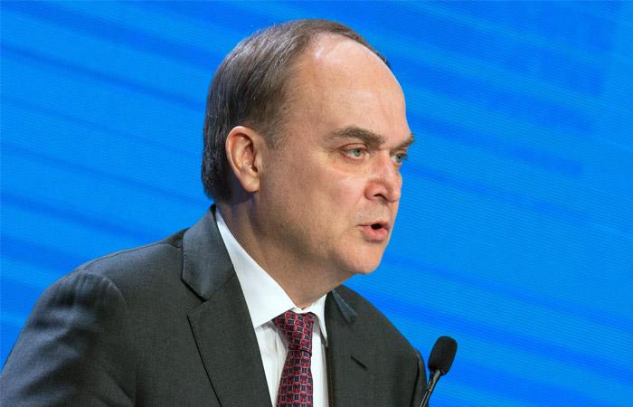 Анатолий Антонов сменил Сергея Кисляка на посту посла РФ в США