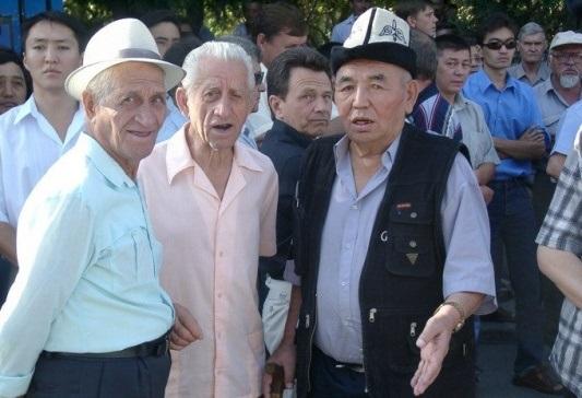 В Киргизии с 1 октября пенсии повышаются на 10%