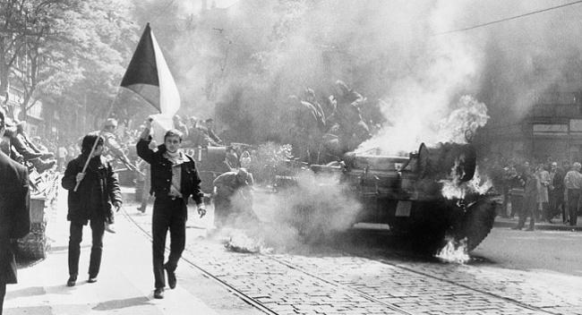 Этот день в истории: 21 августа 1968 года — конец «Пражской весны»
