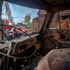 После пожара в Ростове-на-Дону возбудили дело о халатности чиновников и коммунальщиков