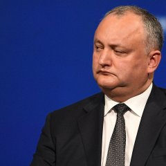 Додон: за незаконной отправкой военных Молдавии на учения НАТО стоит Запад