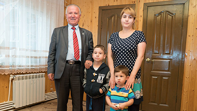 Семья из Таджикистана назвала детей Путин и Шойгу