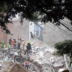 Россия предложила помощь Мексике в преодолении последствий землетрясения