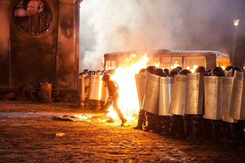 """Кадр из фильма """"Крым"""" (2017), режиссер А.Пиманов"""