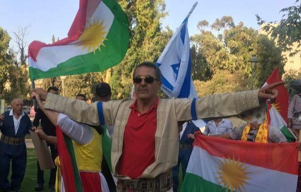 """لا صديق للاكراد سوى الجبال… والان اصبح لديهم """"اسرائيل""""!"""