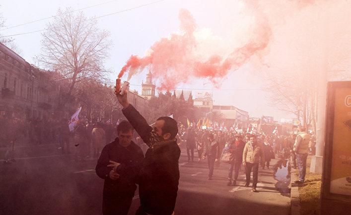 EurasiaNet (США): Как Грузия борется с российскими фейками