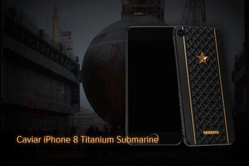 В России стеклянные корпуса iPhone 8 и X заменят на титановые — оммаж ракете Р-36М «Сатана» и танку Т-14 «Армата»