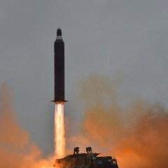 КНДР испытала баллистическую ракету, способную достичь Гуама