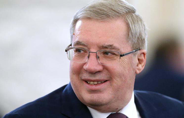 Вице-губернатор Красноярского края опроверг слухи об отставке Виктора Толоконского