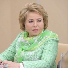 Матвиенко: двери ассамблеи Межпарламентского союза для Украины остаются открытыми