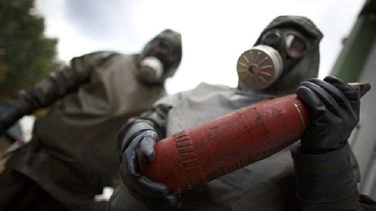 موسكو: نمتلك معلومات حول استخدام الإرهابيين لغاز السارين في خان شيخون