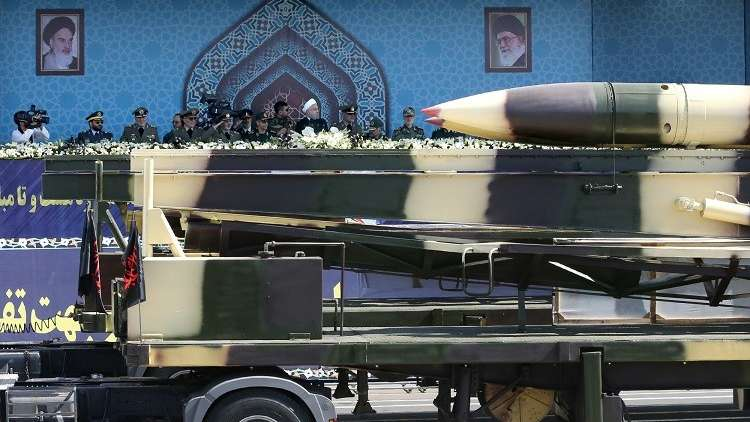 إيران تنشر صواريخ غرب البلاد على وقع استفتاء كردستان
