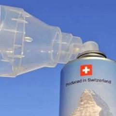 Швейцарцы начали продавать Китаю альпийский воздух в бутылках