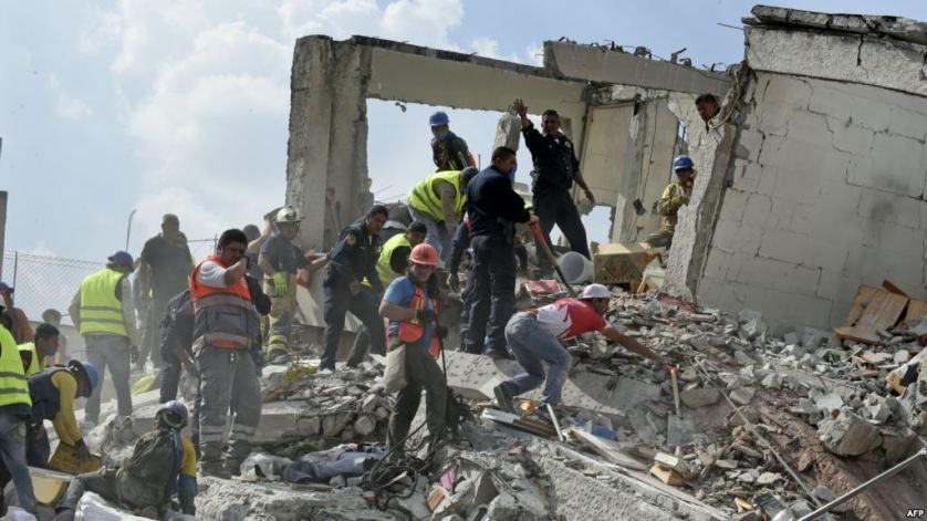 زلزال المكسيك.. ارتفاع عدد القتلى إلى 226