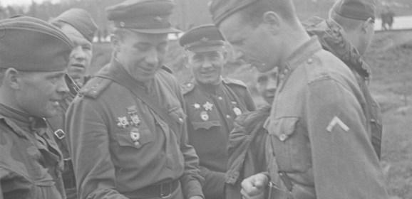 Краткий курс истории — Московское перемирие