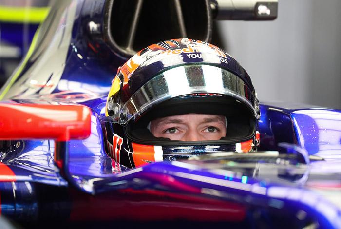 Россиянина Квята отстранили от ближайших этапов «Формулы-1»