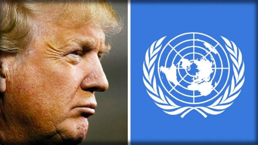 InoPressa (тема дня): Что понял мир о «доктрине Трампа» после речи в ООН?