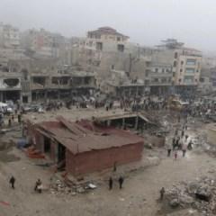 В сирийской Ракке осталось до 400 сторонников «Исламского государства»