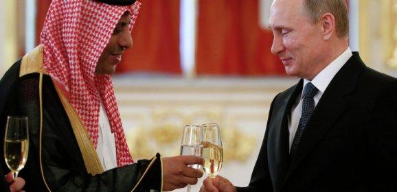 الملك سلمان يزور موسكو مسلّماً بالواقع الجديد .. والمبادرة اللبنانية مفقودة!