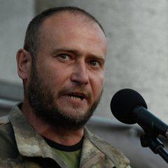 Ярош заявил о скором «возвращении» Донбасса