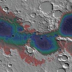 Спутник НАСА обнаружил возможную «колыбель жизни» на Марсе