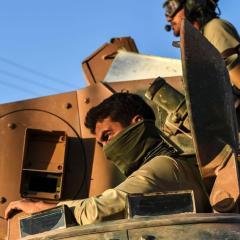 Турция предприняла очередную попытку вступить в сирийскую войну