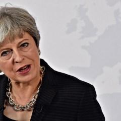 Мэй рассчитывает на положительный результат переговоров с ЕС об условиях Brexit