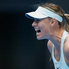 Шарапова обыграла румынку Бегу в первом круге турнира WTA в Тяньцзине