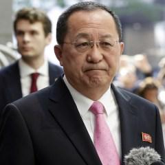 Пхеньян говорит, что народ КНДР требует расплатиться с США «огненным градом»