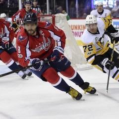 Гол Овечкина не спас «Вашингтон» от поражения в матче НХЛ с «Питтсбургом»