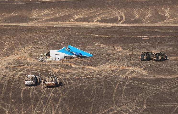 Потерпевшие по делу о катастрофе А321 над Синаем подали иск на €1,4 млрд