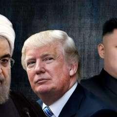 لماذا يتهم ترامب إيران بتمويل كوريا الشمالية؟