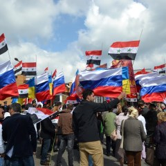 Al Baath (Сирия): Россия помогает, США уничтожают
