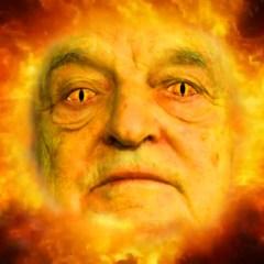 Сороса назвали в Венгрии Сатаной
