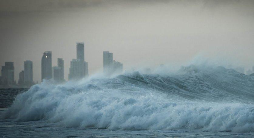رصد أمواج تسونامي صغيرة بعد زلزال قرب كاليدونيا الجديدة