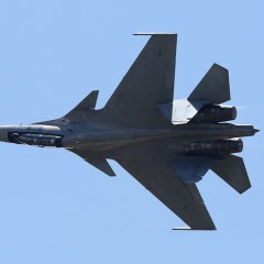 Пентагон сообщил о перехвате российским Су-30 патрульного самолета США над Черным морем