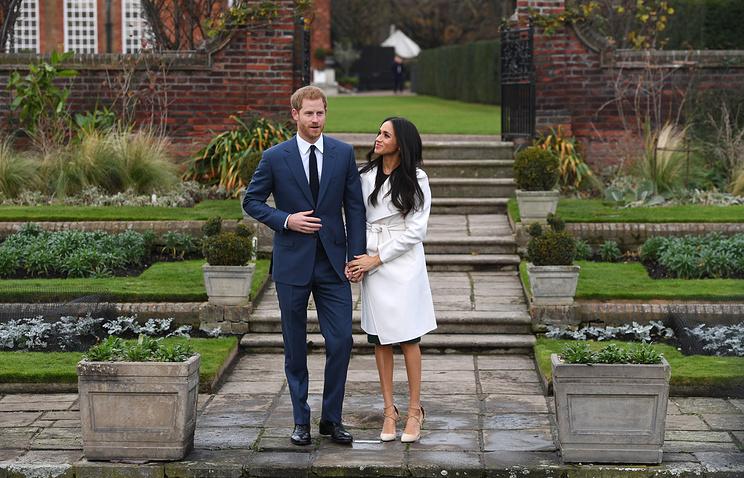Свадьба принца Гарри и Меган Маркл состоится в мае в Виндзоре