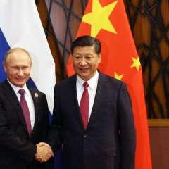 بوتين: التبادل التجاري بين روسيا والصين زاد بنسبة 35%