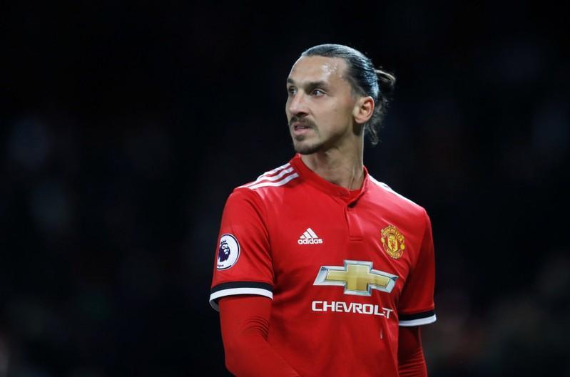 إبراهيموفيتش: يونايتد ينافس على لقبي الدوري الانجليزي ودوري الأبطال
