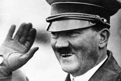 Названы блюда предсмертного ужина Гитлера