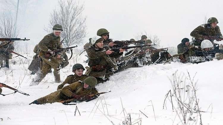 """""""الهجوم المضاد"""".. معركة موسكو وتحطيم الأسطورة النازية"""