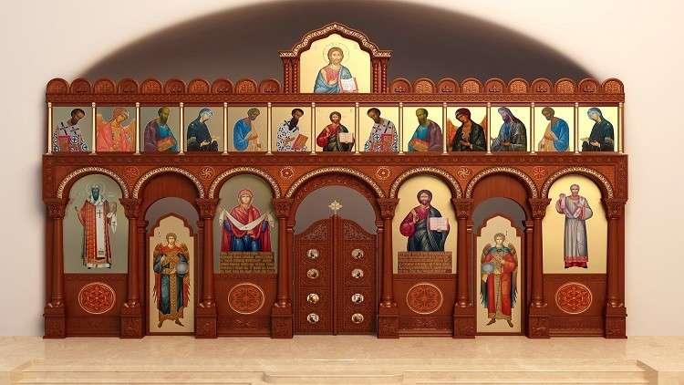كنائس ميدانية في الغواصات النووية الروسية