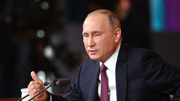 بوتين يعلق على نفقات روسيا العسكرية: هذا ما سيحدث لمن يتخلى عن خنجره!