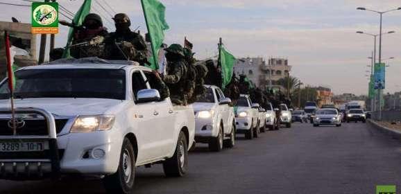 قيادي في حماس: لدينا ما يكسر كل معادلات الاحتلال