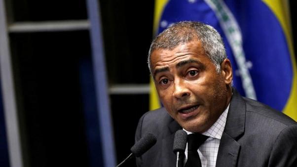 روماريو سيترشح لرئاسة الاتحاد البرازيلي لكرة القدم