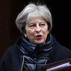 Мэй: сотрудничество с Китаем открывает безграничные возможности для британского бизнеса