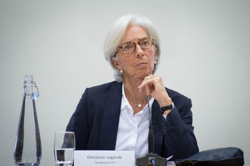 لاجارد: الفائض التجاري الحالي لألمانيا ليس مبررا
