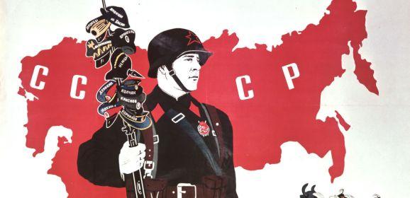 """""""من أجل الوطن"""": الجيش الأحمر على الملصقات السوفيتية"""