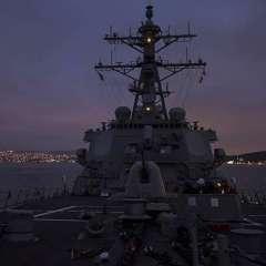 هكذا يبرر الأمريكيون زيادة تواجدهم العسكري في البحر الأسود